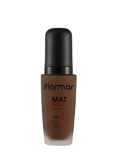 Flormar Flormar Mat Touch Foundation Cocoa Fondöten  M319 Ten